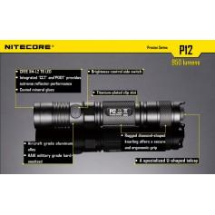 NITECORE P12 PRECISE TACTICAL