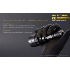 NITECORE P30 PRECISE TACTICAL