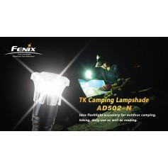FENIX TK-SERIES CAMPING LAMP SHADE