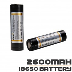FENIX 18650 BATTERY 3.7V 2300MAH