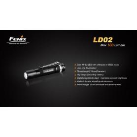 FENIX LD02 XP-E2