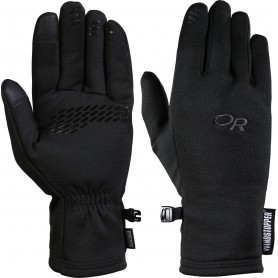 OUTDOOR RESEARCH BSCKSTOP SENSOR GLOVES