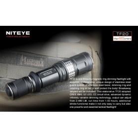 NITEYE TF20 XM-L U2