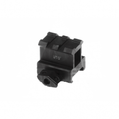 LEAPERS HIGH PROFILE 2-SLOT TWIST LOCK RISER MOUNT