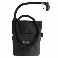 SOURCE KANGAROO 1L COLLAPSIBLE CANTEEN WITH POUCH