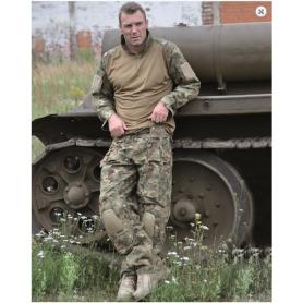 MILTEC W/L-ARID COMBAT PANTS ′WARRIOR′