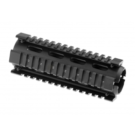TRINITY FORCE AR-15 DROP-IN QUAD RAIL HANDGUARD