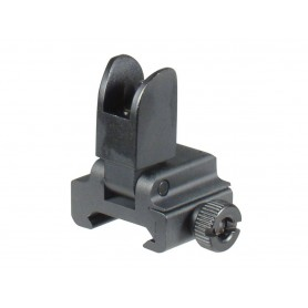 LEAPERS LOW PROFILE FLIP-UP FRONT SIGHT