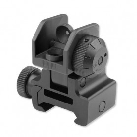 LEAPERS FLIP-UP REAR SIGHT