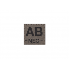 CLAWGEAR AB NEG BLOODGROUP PATCH