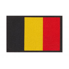 CLAWGEAR BELGIUM FLAG PATCH