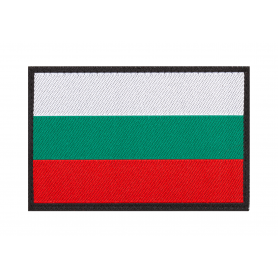 CLAWGEAR BULGARIA FLAG PATCH