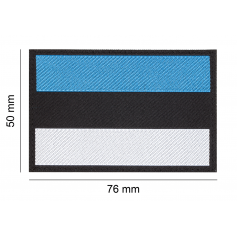 CLAWGEAR ESTONIA FLAG PATCH