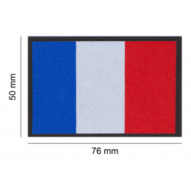CLAWGEAR FRANCE FLAG PATCH