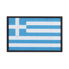 CLAWGEAR GREECE FLAG PATCH