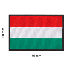 CLAWGEAR HUNGARY FLAG PATCH