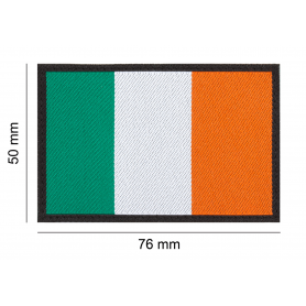 CLAWGEAR IRELAND FLAG PATCH