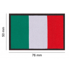 CLAWGEAR ITALY FLAG PATCH