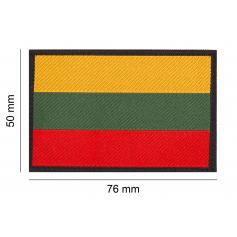 CLAWGEAR LITHUANIA FLAG PATCH