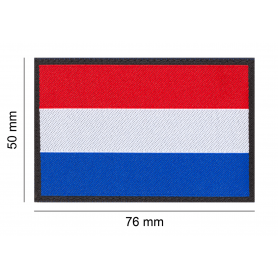 CLAWGEAR NETHERLANDS FLAG PATCH