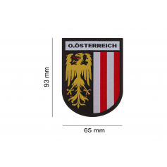 CLAWGEAR OBERÖSTERREICH SHIELD PATCH