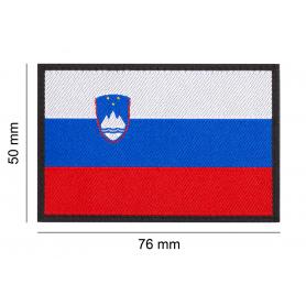 CLAWGEAR SLOVENIA FLAG PATCH