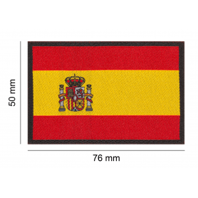 CLAWGEAR SPAIN FLAG PATCH