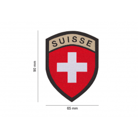 CLAWGEAR SUISSE PATCH