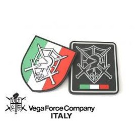 VFC ITALIA SET 2 RUBBER PATCH LOGO ITA