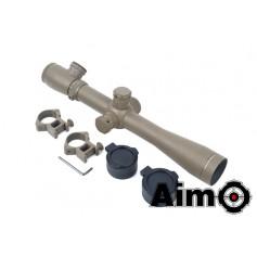 AIM-O 3.5-10X40E-SF SNIPER RIFLE SCOPE