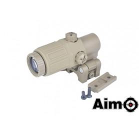 AIM-O G33 3X MAGNIFIER