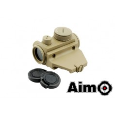 AIM-O T1 OFFSET RED DOT
