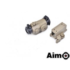 AIM-O T2 RED DOT WITH QD MOUNT