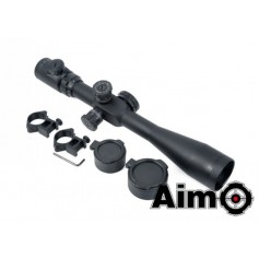 AIM-O 8-32X50E-SF SNIPER RIFLE SCOPE