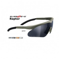 SWISS EYE TACTICAL - ADATTATORE CLIP PER OCCHIALE RAPTOR