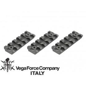 VFC ITALIA KEY-MOD RAIL SECTION  (5 SLOT) X3