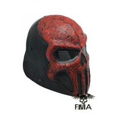 FMA RED PUNISHER MASK
