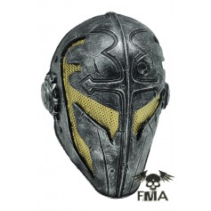FMA TEMPLAR MASK YELLOW