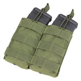 CONDOR M4 DOUBLE OPEN-TOP MAG POUCH