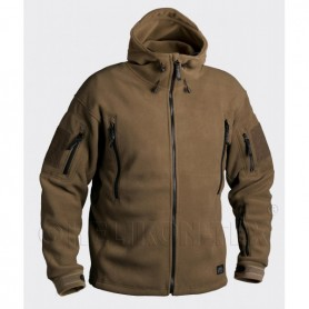 HELIKON-TEX - JACKET DOUBLE FLEECE - COYOTE
