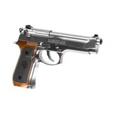 WE M92 SAMURAI EDGE BIOHAZARD FULL METAL GBB