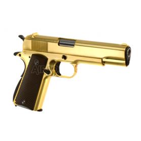 WE M1911 FULL METAL GBB