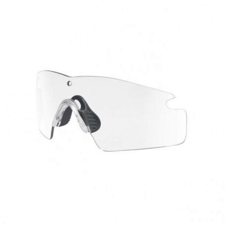 OAKLEY SI BALLISTIC M FRAME 3.0 STRIKE AGRO CLEAR REPLACEMENT