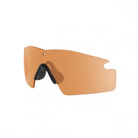 OAKLEY SI BALLISTIC M FRAME 3.0 REPLACEMENT LENS PERSIMMON STRIKE